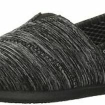 Skechers Bobs Women's Bobsplush-Express Yourself Ballet Flat Black Size 9.0 Ba Photo