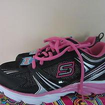 Skechers Girls' Sneakers Size 1  Photo