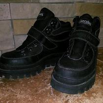 Skechers Hiking Boots (Black Outdoors Wilderness Survival) Photo