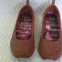 Skechers Microburst Lightness Sneaker Chestnut Brown Women's Size 8.5 M - Nwob Photo