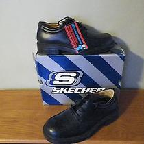 Skechers Phenomenons- Marvel  4438/bwxv Black Size 9-New  Photo