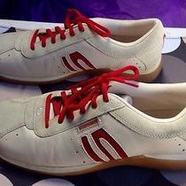 Skechers Retro-Chic Leather Sneakers Euc 9 Photo