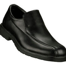 Skechers Scanner Examiner 60122/b Black Casual Dress Shoes Mens Size 8 Photo