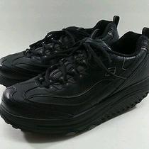 Skechers Shape Ups Metabolize Black 11800 Womens - Size 9.5 Photo