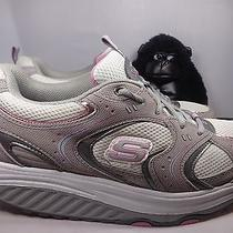 Skechers Shape Ups  Women Running Cross Training Shoes Size  11 Us   Photo