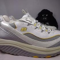 Skechers Shape Ups  Women Running Cross Training Shoes Size  9 Us   Photo