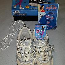 Skechers Shape Ups Women's Shoe Size 8.5 Original Box Dvd & Booklet Photo