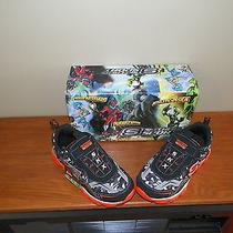 Skechers Sport Terrainz Performance  Athletic Shoes Bkor  Size 3m -New  Photo