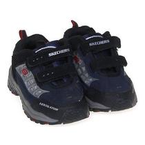 Skechers Sporty Sneakers Size 4 Infant Photo
