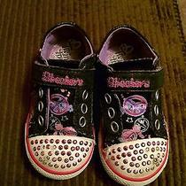 Skechers Twinkle Toes Size 6 Priced Reduced Photo