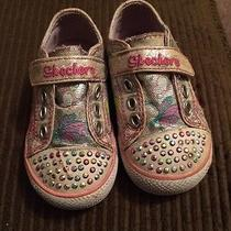 Skechers Twinkle Toes Size 6  Reduced Price Photo