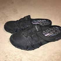 Skechers Women's Relaxed Fit Bikers Cuddy Sneaker Clog Black Size 8 Womens  Photo