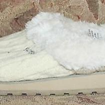 Skechers Women's Slippers Bobs Keepsake  White Size 11 Photo