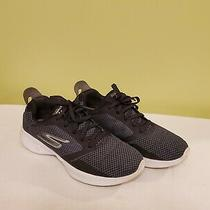 Skechers Women's Walking/toning Athletic Shoes sz.8 (Black/white) Sn14914 Photo