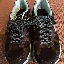 Skechers Womens Sneakers Size 8.5 Black Photo
