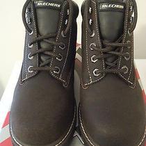 Sketchers Women's Brown Work Boots Size 10 M - Hard Hats Road Block - New / Read Photo