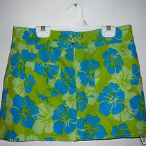Skirtswimwear Cover-Upreversibleaqua-Greenjr. Size Mnwtfree Ship  Photo