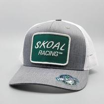 Skoal Hat Skoal Racing Vintage Trucker Hat Tobacco Patch on Mesh Baseball Hat Photo