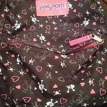 Skull and Hearts Jansport Backpack Photo