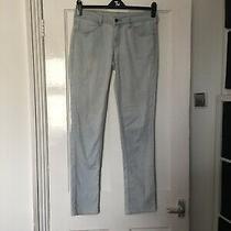 & Slim Size 29w Blue Slim Leg Jeans.  (Q8) Photo