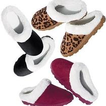 Slippers for Women Suede Upper With Skid-Resistant Sole Slipper From Avon Photo