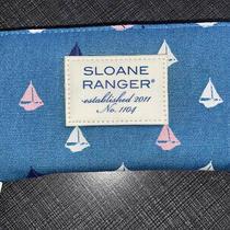 Sloane Ranger Sailboat Nwt Smartphone Wallet Blue Photo
