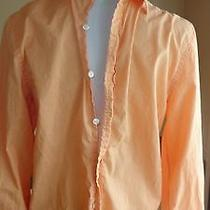 Small  (14) Orange Shirt by Express Photo