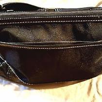 Small Black Coach Bag  Photo