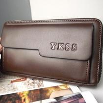Small Clip of Imitation Leather Hand Bag Men Bag Package Photo