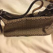 Small Coach Shoulder Bag  Photo