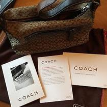 Small Coach Signature Collection Purse Photo