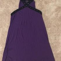 Small Express Purple Dress S  Photo
