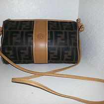 Small Fendi Shoulder Bag Handbag Purse Photo