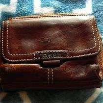 Small Fossil Wallet Photo