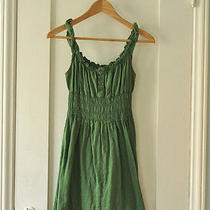 Small Green Mossimo Sundress  Photo