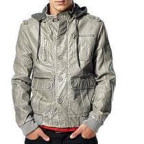 Small -Grey -Inc Jacket -International Concepts -Macy's  -Hoodie -i.n.c Jacket Photo