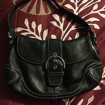 Small Handbag Designer Black Photo