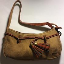 Small Hang Bag Suede Purse for Women Xoxo  Photo