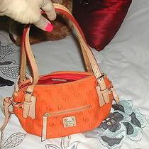 Small Orange dooney& Bourke Shoulder Bag Photo