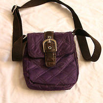 Small Purple Bag - Avon Photo