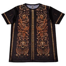 Small T-Shirt Versace Inspired Givenchy Print the Cxx Photo