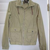 Small Womens Element Beige Jacket Photo