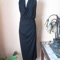 Smashin'sexy Vivienne Westwood Anglomania Plunge-Back Asymmetric Drape Dress Xs Photo