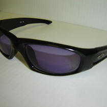Smith Hudson Black Sunglasses Made in Italy Photo