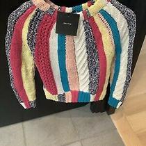 Smythe Handknit Awning Sweater - Nwt Photo