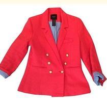 Smythe Spring/summer Blazer in Red Photo