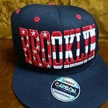 Snap Back Carbon Element hat.brooklyn Hat. Photo