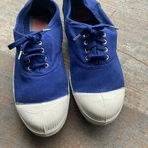 Sneakers Cotton Canvas French Design-Bensimon Photo