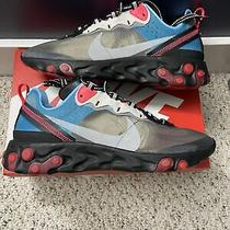 Sneakers Element React 87 Size 10.5 Brand New Photo