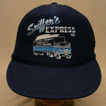 Sniffer's Express - Trucker Style - Adjustable Snapback Ball Cap Hat  Photo